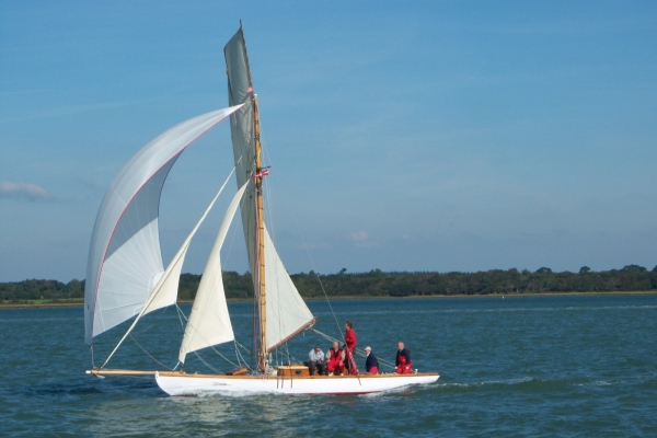 Rosenn - 1896 Solent One Design