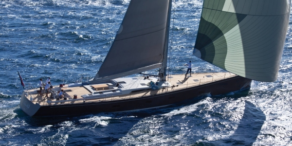 Aragon (ex Windfall) - 94ft Sailing Yacht