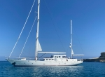 PROVENANCE - 94ft Sailing Yacht Ketch