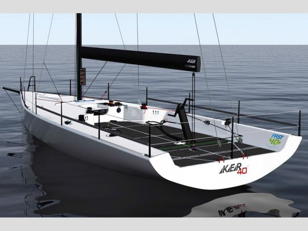 McConaghy Ker 40+ NEW BOAT