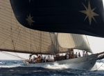 CHARLES E NICHOLSON 147 FT SCHOONER 1910 - ORION OF THE SEAS