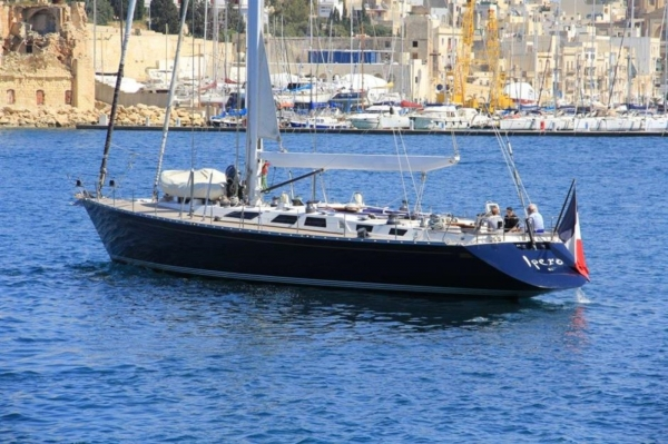Baltic Yachts 83