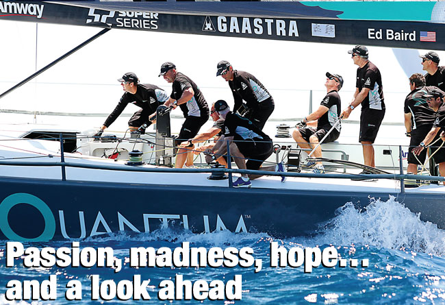 Passion, madness, hope… and a look ahead