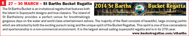 Click for more info on St Barths Bucket Regatta