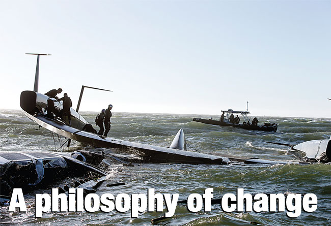 A philosophy of change