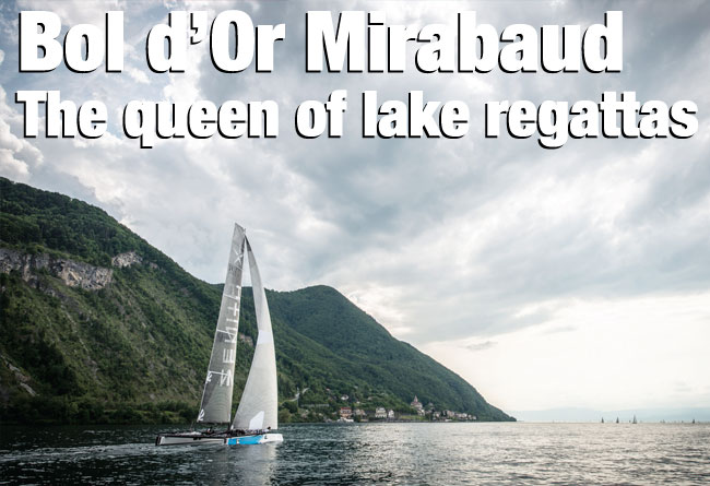 Bol d'Or Mirabaud –