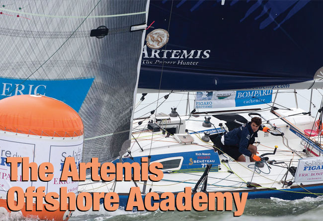 The start of the fifth cycle – the Artemis Offshore Academy