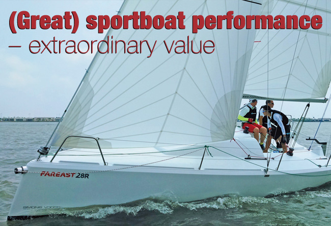 (Great) sportboat performance – extraordinary value
