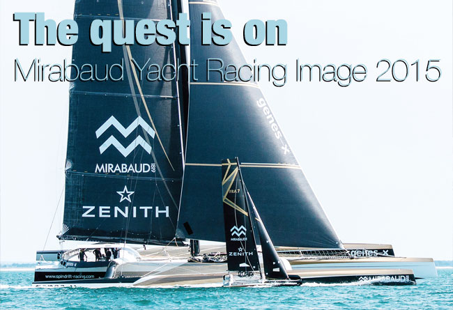 The quest is on – Mirabaud