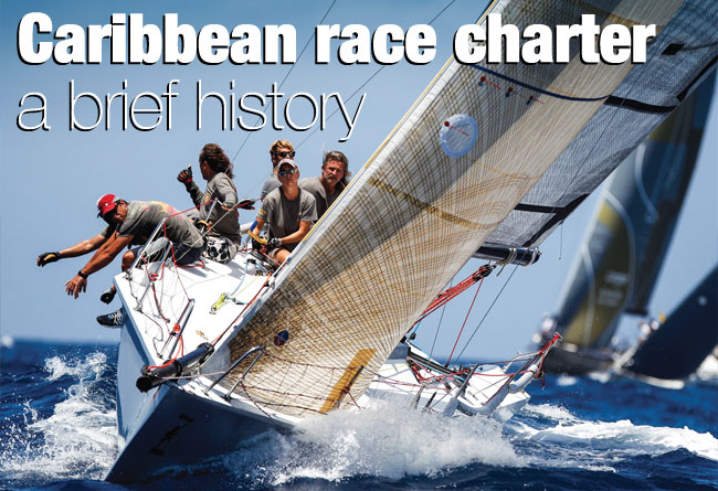 Caribbean race charter –