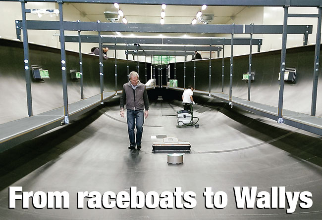 From raceboats to Wallys