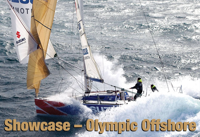 Showcase – Olympic Offshore Sailing