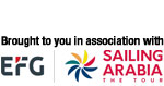 Visit EFG Sailing Arabia – The Tour